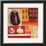 Spanish Kitchen IV Print by Liz Myhill
