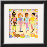 Ballet Print by Cheryl Piperberg