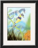 Seahorse Serenade III Posters by Charles Swinford
