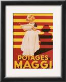 Potages Maggi Prints