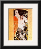 Judith II Prints by Gustav Klimt