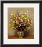 Le bouquet de ma mere Posters by Marcel Dyf