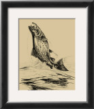 Fisherman's Delight IV Posters by William J. Schaldach