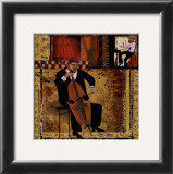 Jazz Cello Print