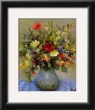 Summer Bouquet Print by Marcel Dyf