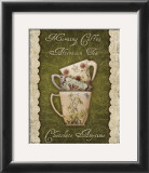 Coffee Inspires I Prints by Kate Ward Thacker