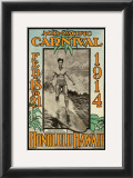Mid-Pacific Carnival, 1914 Prints