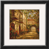 Along the Passageway Prints by Paul Burkett