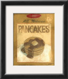 Pancake Mix Pôsters por Norman Wyatt Jr.