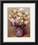 Fleurs I Poster by Marcel Dyf