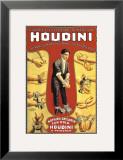 Harry Houdini Print