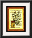 Spice Recipe I Prints by Deborah Bookman