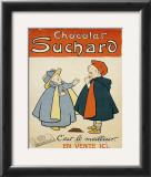 Chocolat Suchard Prints