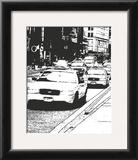 New York Minute II Posters by Boyce Watt