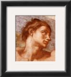 Sistine Chapel-Adam Posters by  Michelangelo Buonarroti