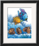 The Rainbow Fish IV Posters by Marcus Pfister