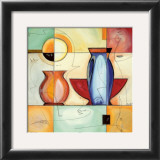 Through a Stained Glass Window II Prints by Alfred Gockel