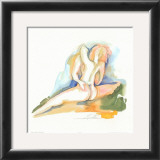 Nudes IV Prints by Alfred Gockel