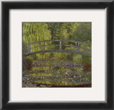 Bassin aux Nympheas Print by Claude Monet
