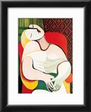 The Dream Prints by Pablo Picasso
