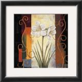 Amaryllis Art by Jill Deveraux
