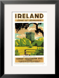 Ireland- Land Of Romance Posters