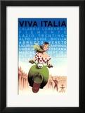 Viva Italia Posters