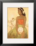 Hula Dancer Posters by John Kelly