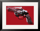 Guns, c.1981-82 Posters by Andy Warhol