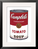 Campbell&#39;s Soup I: Tomato, c.1968 Posters by Andy Warhol