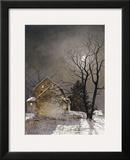 Working Late Prints by Ray Hendershot