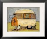 Home from Home Posters by Sam Toft