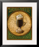 Irish Coffee Poster by Gregory Gorham