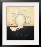 Café au Lait Posters by Emily Adams