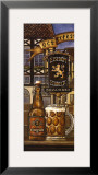 German Beer Prints by Charlene Audrey
