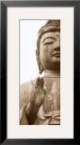 Buddha I Print by Boyce Watt