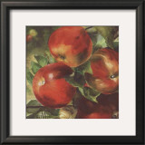 Pommes Print by  Clauva