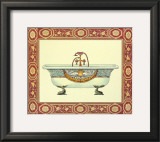 Bath Tubs I Prints by Sheila Higton