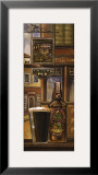 Irish Beer Print by Charlene Audrey