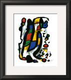 Milano Prints by Joan Miró