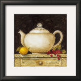 Urn on a Dresser IV Print by Eric Barjot