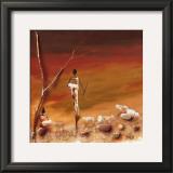 Mon Troupeau Prints by  Marso