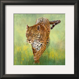 Kalina, le Jaguar Print by Danielle Beck