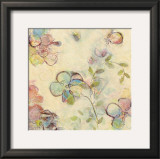 Floral Rhythm IV Prints by Claire Lerner