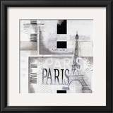 Paris Prints by Marie Louise Oudkerk