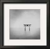 Torii, Takaishima, Honshu, Japan, 2002 Posters by Michael Kenna