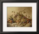 Fruit Bouquet II Print by Corrado Pila