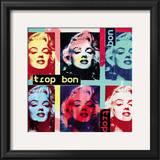 Trop Bon Prints by Paul Raynal