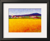 Fields of Gold Prints by Gail Wells-Hess