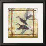 Duck Nature Prints by Walter Robertson